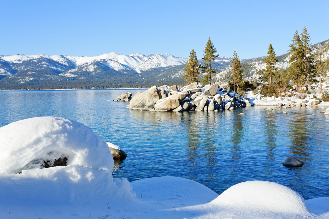 Island trader vacations reviews lake tahoe in winter for Lake tahoe winter cabin